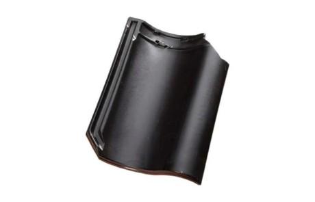 Opnieuw Verbeterde Holle mat zwart verglaasd